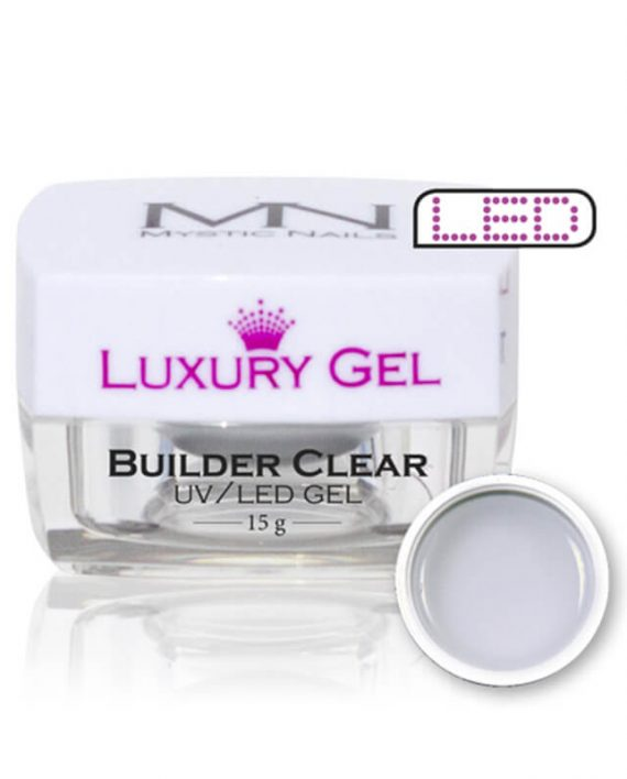 MN Luxury Builder Clear Gel