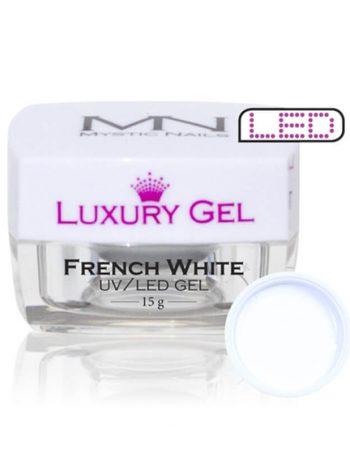 MN Luxury French White Gel - 15g