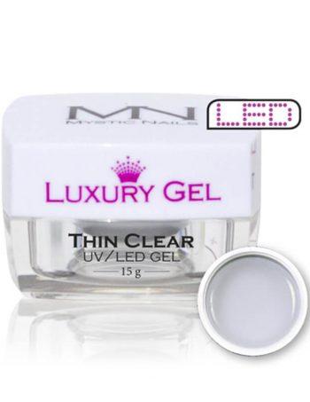 MN Luxury Thin Clear Gel - 15g