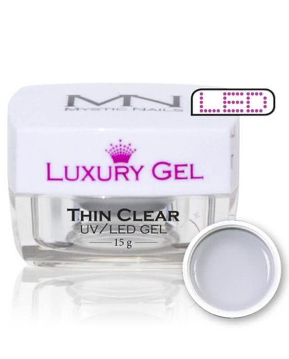 MN Luxury Thin Clear Gel - 15g