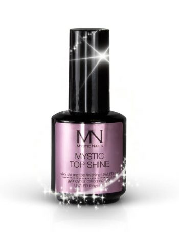 MN Mystic Top Shine Gel - 10 ml