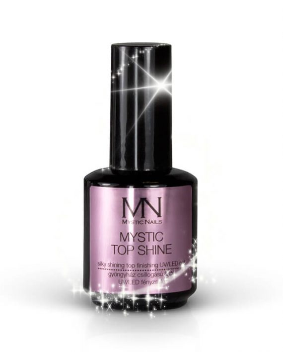 MN Mystic Top Shine Gel - 10 ml