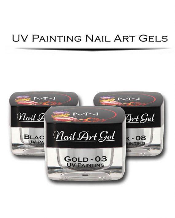 MN UV Painting Nail Art Gelovi - 4g