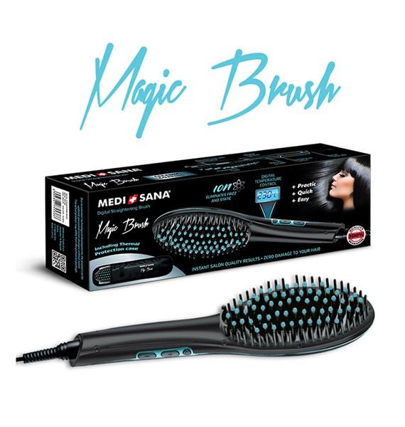 Magic Brush magicna cetka za isrpavljanje i peglanje kose