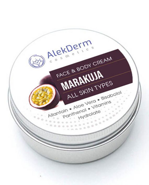 Marakuja krem – AlekDerm Face & Body Cream