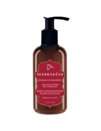 Marrakesh Miracle Masque