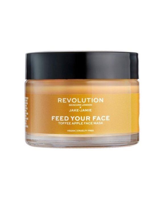 Maska za hidrataciju lica REVOLUTION SKINCARE Jake Jamie Toffee Apple 50ml
