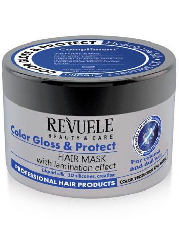 Maska za kosu Revuele Color Glos