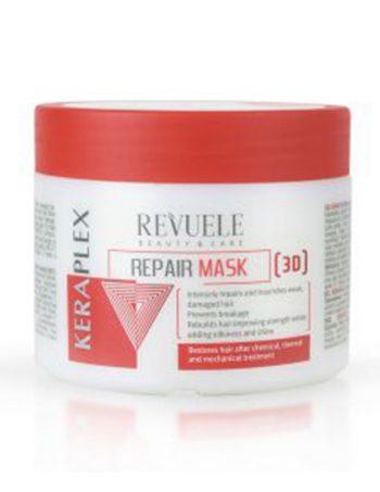 Maska za rekonstrukciju i oporavak kose Revuele Keraplex 3D