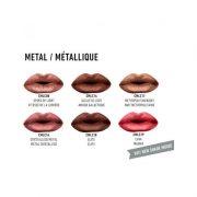 Mat i metalik tecni ruz u setu NYX Professional Makeup Mattes vs Metals 3