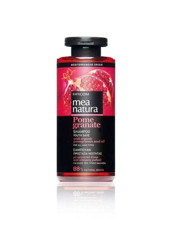 Mea Natura Pomegranate Youth Save sampon za sve tipove kose