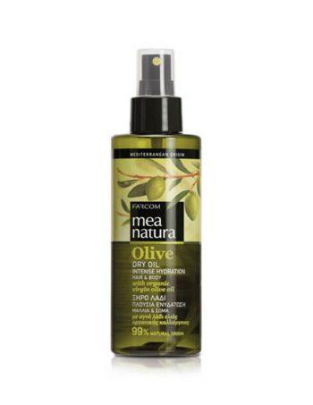 Mea Natura ulje za kosu i telo Maslina
