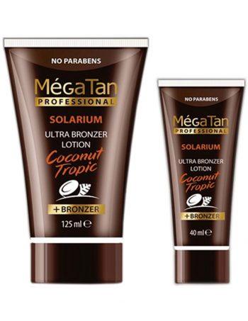 Mega Tan Ultra coconut tropic losion sa bronzerom - za solarijum