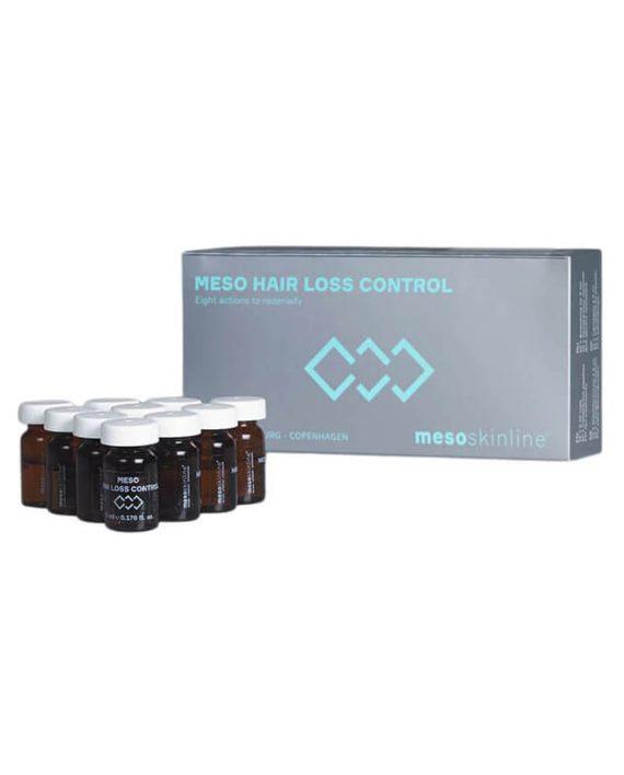 Meso Hair Loss Control 5ml - Mezokoktel za rast kose, brade i obrva