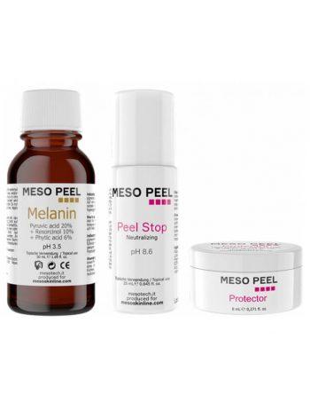 Meso Peel Melanin - Hemijski piling (fotostarenje i hiperpigmentacije)