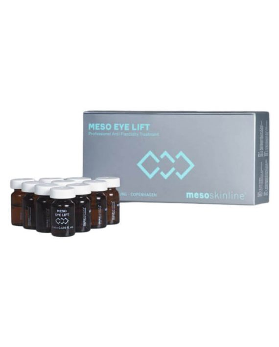 Meso eye lift - Mezokoktel za zatezanje regije oko oka i regeneraciju koze lica
