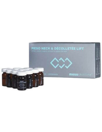Meso neck & decolletee lift 5ml - Antiaging mezokoktel