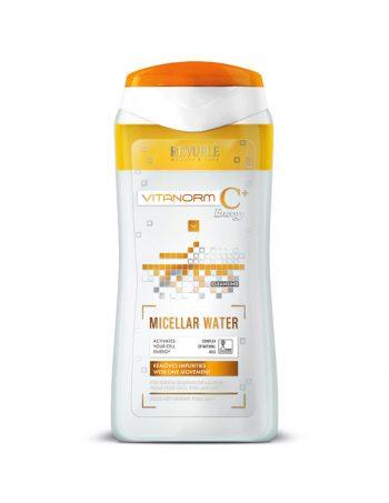 Micelarna voda za uklanjanje sminke sa vitaminom C+Energy REVUELE