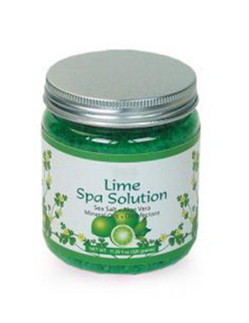 Mineralna so za SPA i pedikir tretmane Limeta