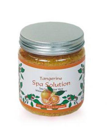Mineralna so za SPA i pedikir tretmane Mandarina