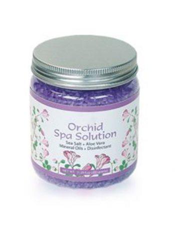 Mineralna so za SPA i pedikir tretmane Orhideja