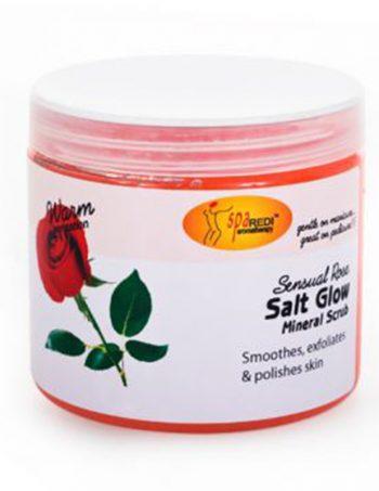 Mineralni piling za manikir i pedikir Spa Redi ruza