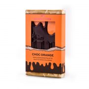 Mini paleta senki za oci I HEART REVOLUTION Choco Orange Mini Chocolate 10,2g (6)