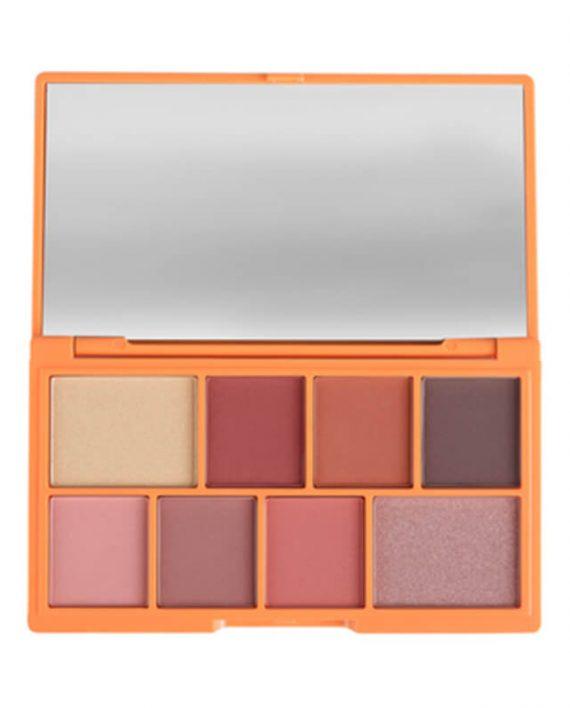 Mini paleta senki za oči I HEART REVOLUTION Choco Orange Mini Chocolate 10,2g