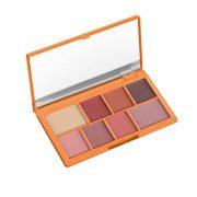 Mini paleta senki za oci I HEART REVOLUTION Choco Orange Mini Chocolate 10,2g (8)