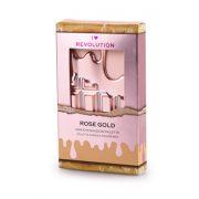 Mini paleta senki za oci I HEART REVOLUTION Rose Gold Mini Chocolate 10,2g