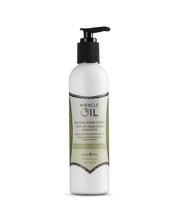 Miracle oil shave cream - krema za brijanje