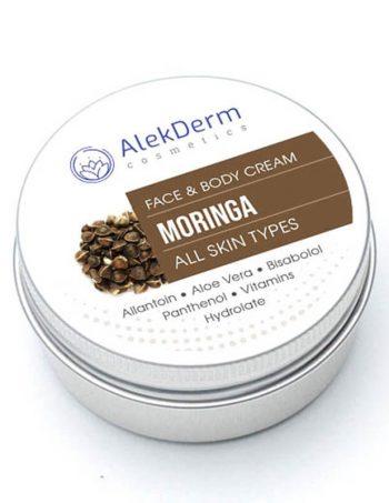 Moringa krem – AlekDerm Face & Body Cream