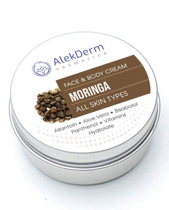Moringa krem – AlekDerm Face & Body Cream