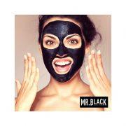 Mr Black crna maska na bazi aktivnog uglja (2)