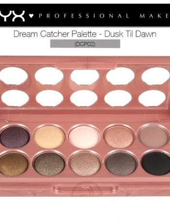NYX Dream Catcher paleta senki Dusk Til Dawn