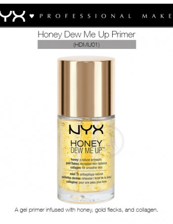 NYX Professional Makeup Prajmer za lice Honey Dew Me Up