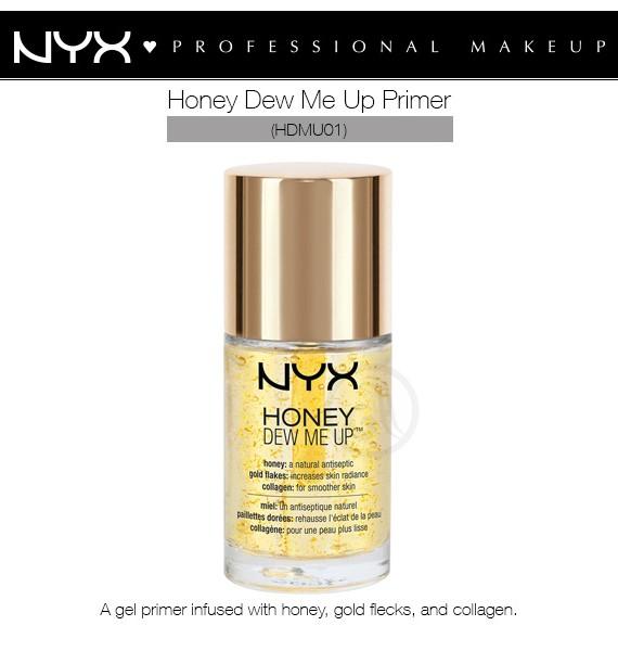 NYX Professional Makeup Prajmer za lice Honey Dew Me Up