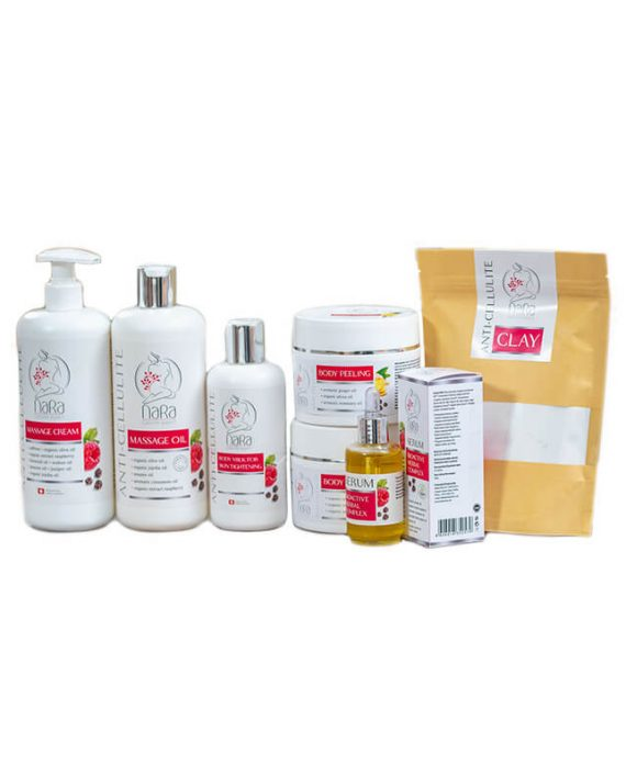 NaRa Cellulite expert anticelulit set