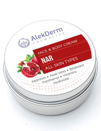 Nar krem – AlekDerm Face & Body Cream