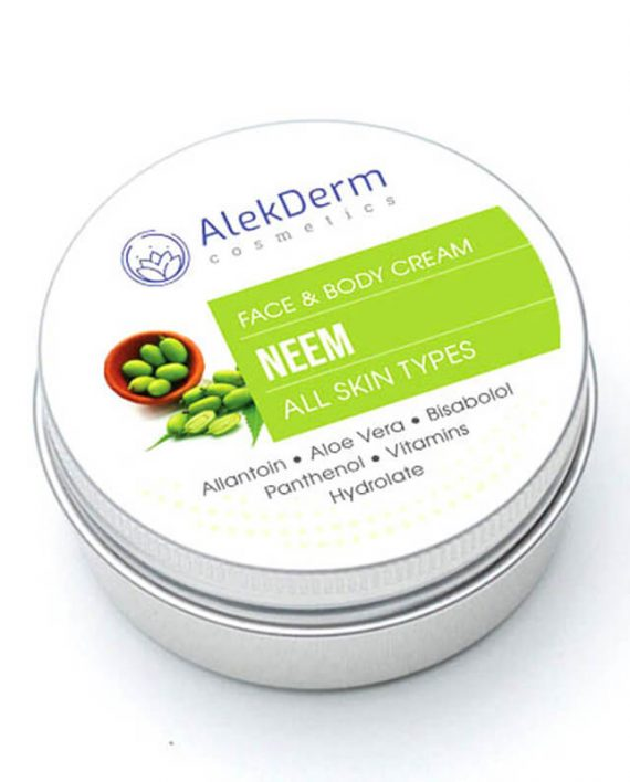 Neem krem – AlekDerm Face & Body Cream