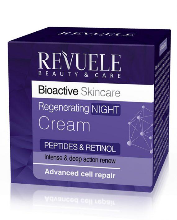 Noćna-Krema-Peptids-&-Retinol-REVUELE-Bioactiv-50ml