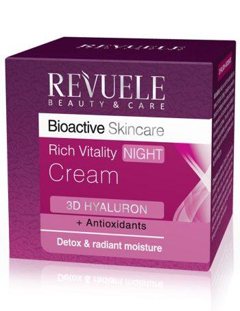 Noćna-krema-za-revitalizaciju-kože-REVUELE-Bioactiv-50ml