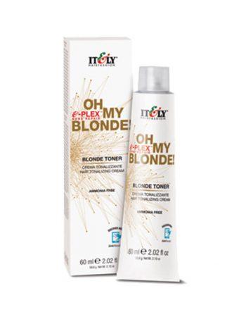 OMB Blonde toner - tonirajuca krema