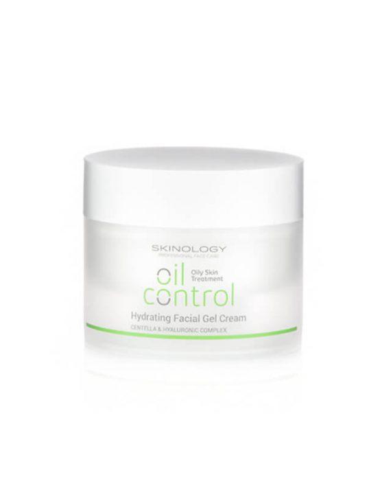 Oil Control hidratantna gel krema za lice sa CENTELOM i HIJALURON KOMPLEKSOM