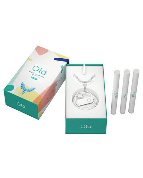 Ola LED Set za izbeljivanje zuba + 3 olovke