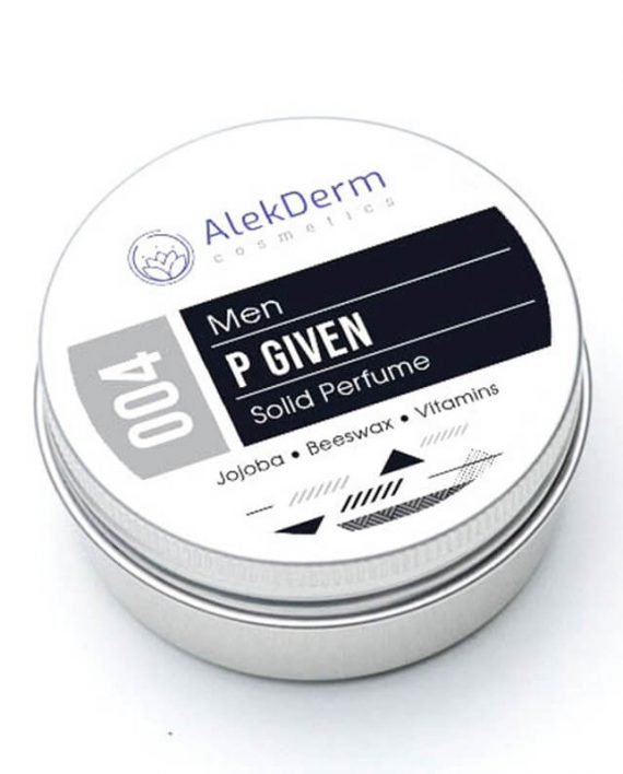 P Given for Men – Cvrsti parfem 004