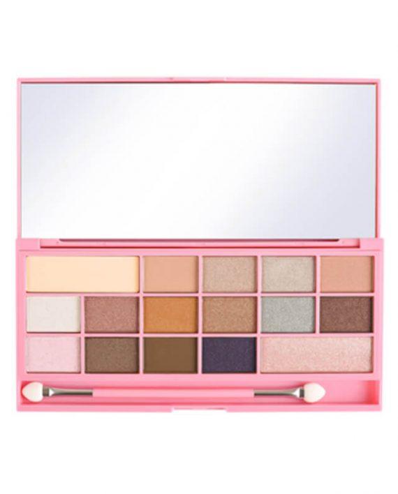 Paleta senki za oči I HEART REVOLUTION Wonder Palette Pink Fizz 22g