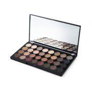 Paleta senki za oci MAKEUP REVOLUTION Eyeshadow Palette Flawless 16g (3)