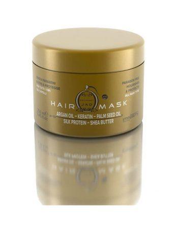 Parfemska intenziv maska bez parabena sa keratinom i argan uljem za sve tipove kose sa ekstraktom parfema DIOR J'ADORE