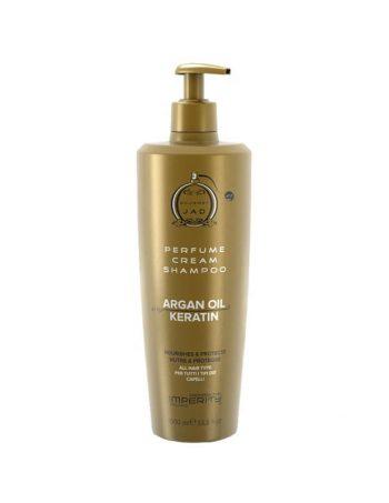 Parfemski krem sampon bez parabena sa keratinom i argan uljem sa ekstraktom parfema DIOR J'ADORE za sve tipove kose